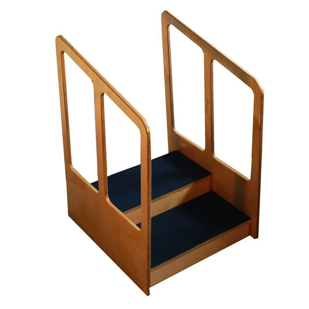 Bed Step - 2 Side Rails RI7404