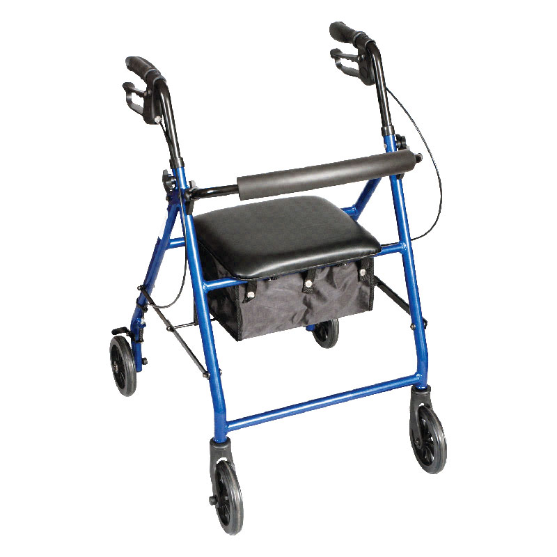 Classics Rolling Walker, Metallic Blue RMA33577