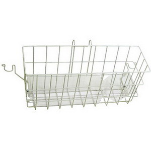 "Carex Snap On Walker Basket with Tray 16"""" x 6"""" x 7"""" RMA83000"