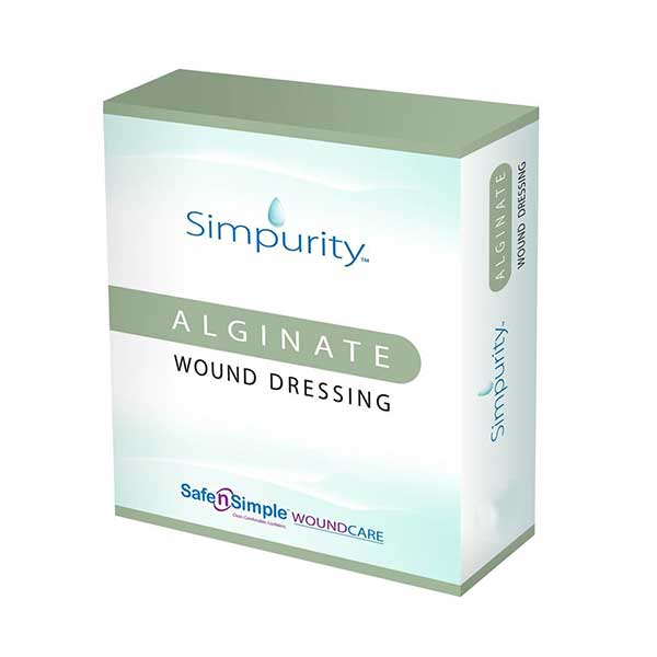 "Simpurity Alginate, 12"""" Rope RRSNS50712"