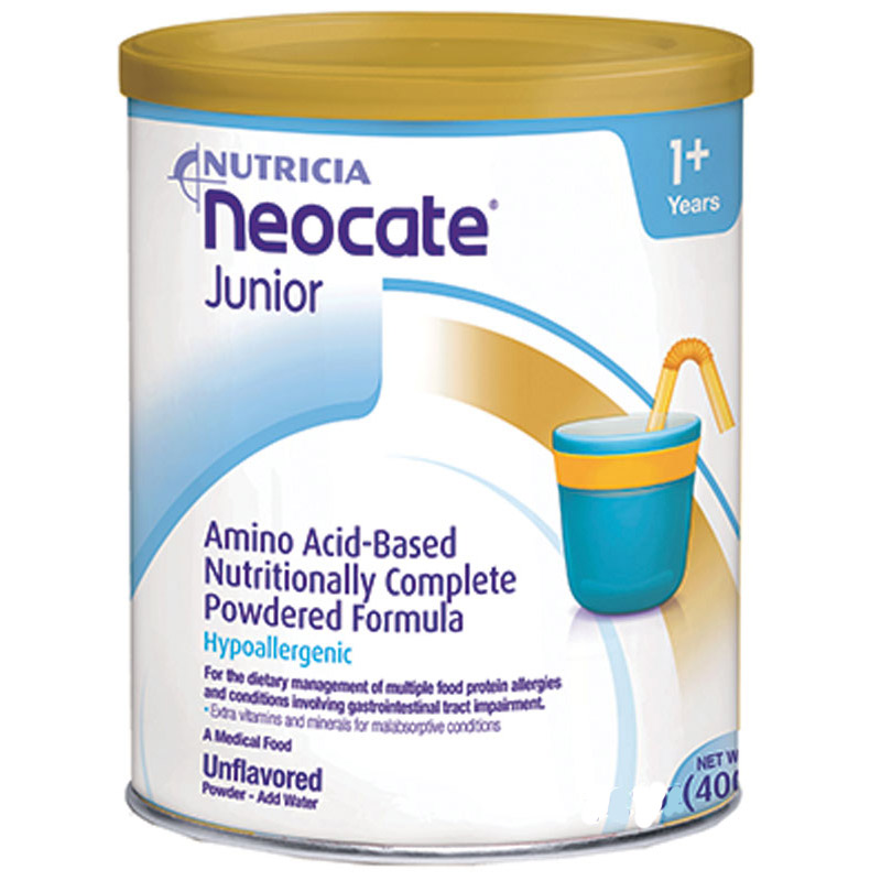 Nutricia North America Neocate® Junior Pediatric Nutrition Unflavored Powder 14 oz Can SB11790