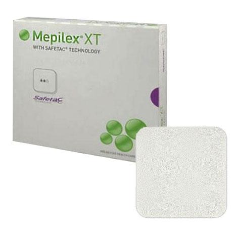 "Mepilex XT Foam Dressing, 4"""" x 8"""" SC211200"