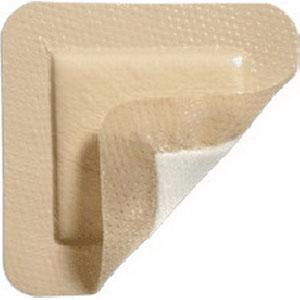 "Mepilex Border Lite Thin Foam Dressing 3"" x 3"" SC281200"