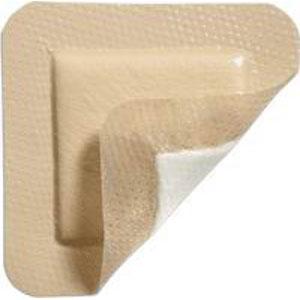 "Mepilex Border Lite Thin Foam Dressing 4"" x 4"" SC281300"