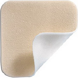 "Mepilex Lite Thin Foam Dressing 2-2/5"" x 3-2/5"" SC284090"