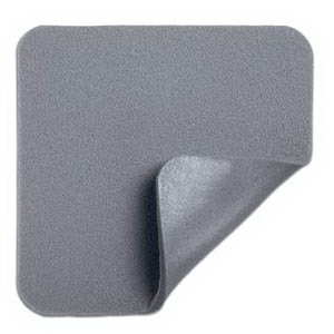 """Mepilex Ag Antimicrobial Soft Silicone Foam Dressing with Silver 4"""" x 4"""" SC287100"""