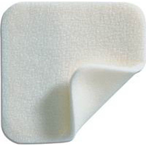 "Mepilex Soft Silicone Absorbent Foam Dressing 8"" x 8"" SC294499"