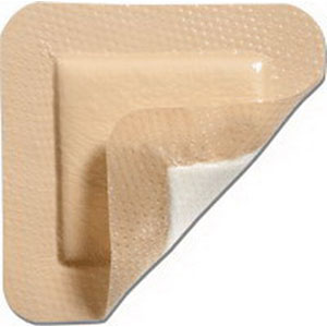 "Mepilex Border Self-Adherent Foam Dressing 3"" x 3"" SC295200"