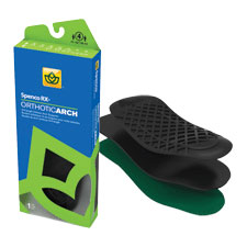 "Spenco RX® Orthotic Arch Support, 3/4"" L Men's 6/7"" Women's 7/8"" SK4315802"