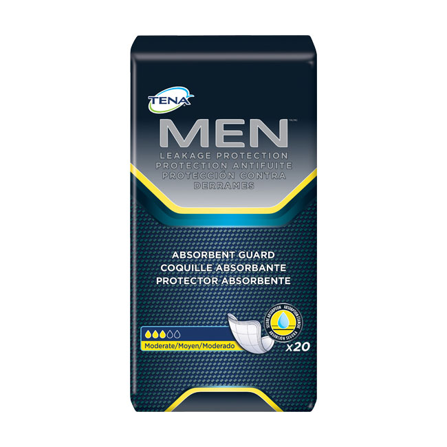 TENA MEN Moderate Guard SQ50600