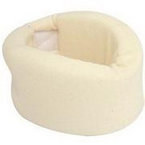 "Scott Specialties Cervical Collar Soft Small Natural, 8"" to 12"" Neck SS3025SM"
