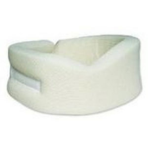 "Scott Specialties Contoured Cervical Collar Large 2-1/2"" L Natural, 14"" to 18"" Neck SS4525LG"
