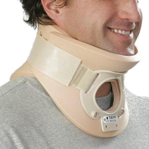 "Scott Specialties Philadelphia® Cervical Collar Large 2-1/4"" L, 16"" to 18"" Neck SS4572LG"