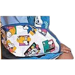 "Scotts Specialties Snoopy Arm Sling Small 7"" x 15"", 1"" W, Polyester or Cotton, Washable SS4704SM"