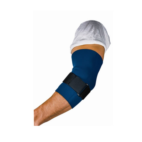 Sport Aid Neoprene Elbow Brace, Small, Blue SSSA9035SM