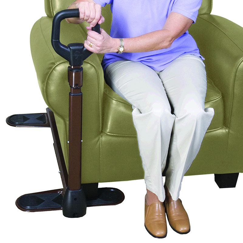 "Stander Couch Cane, 21"" to 33"" Fits Couch Feet Distance STD2001"