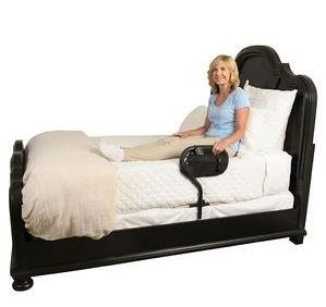 "Stander Bed Cane with Organizer 15"" W, 19"" to 22"" Adjustable Rail Height STD2041"