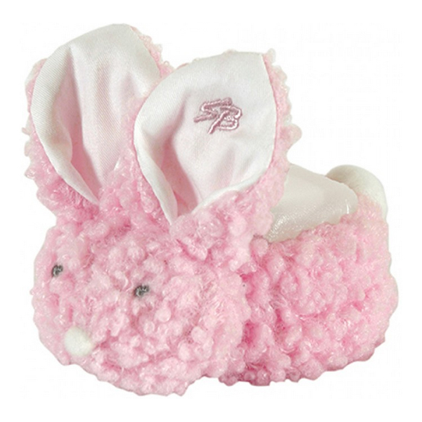 Boo-Bunnie Comfort Toy, Woolly Light Pink STP692006