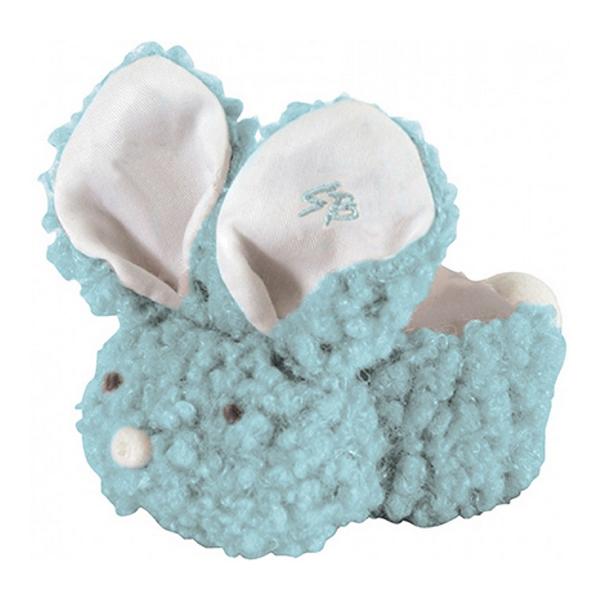 Boo-Bunnie Comfort Toy, Woolly Light Blue STP692106