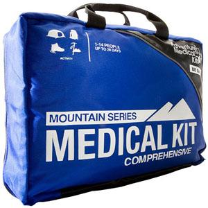 "Adventure Medical Kits Mountain Series Comprehensive Kit 12"" x 12"" x 6"" 4 oz Weight TEN01000101"