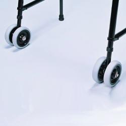 """Tubular Fabrications Wheels 5"""" Black TFI2148BXL1"""