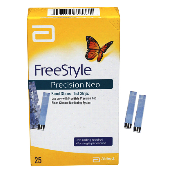FreeStyle Precision Neo Test Strip (25 count) TW71577