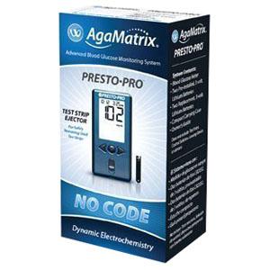 WaveSense Presto Pro Blood Glucose Meter Kit for Conversion WA800004088