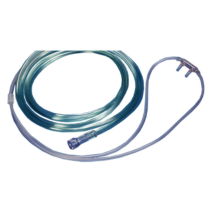 Comfort Soft Plus Nasal Oxygen Cannula with 4 ft. Tubing, Adult WMD0194