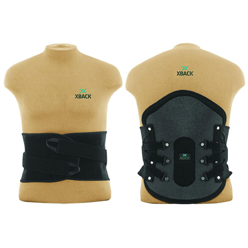 "Xback Prolift One-Piece Back Brace Medium, 27"" to 35"" Waist Size XBKT108M"