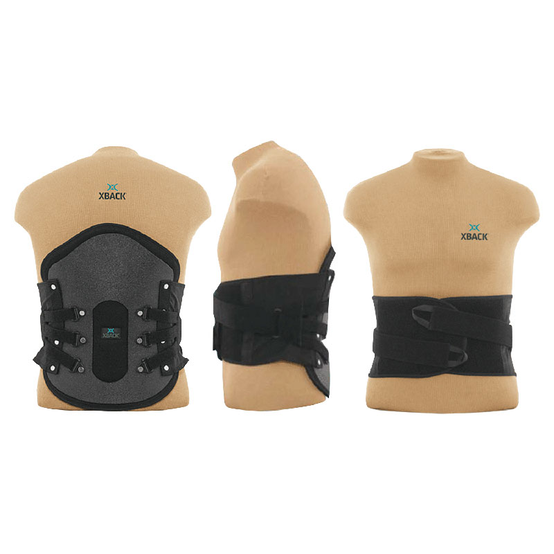 "Xback Prolift Plus One-Piece Back Brace Medium, 27"" to 35"" Waist Size XBKT109MED"