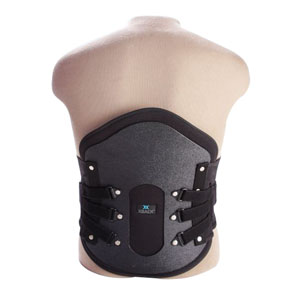 "Prolift Plus One-Piece Lumbosacral Orthosis Back Brace, 4X-Large, 68""""+ Waist Size XBKT109XXXXLG"