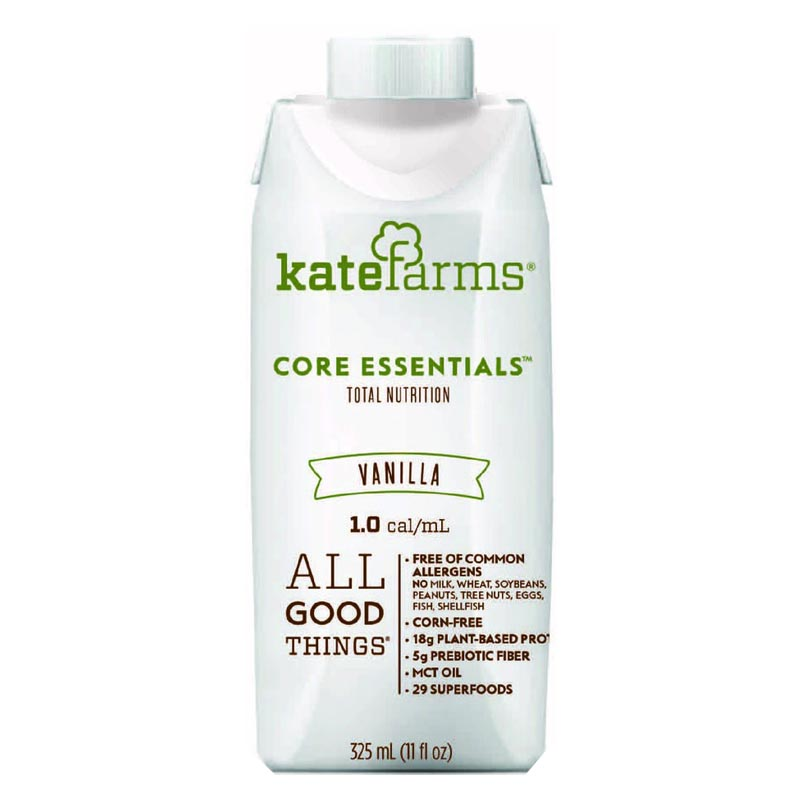 KATE FARMS Standard Formula 1.0 Vanilla 325 calories (325 mL) XK851823006638
