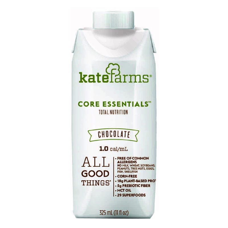 KATE FARMS Standard Formula 1.0 Chocolate 325 calories (325 mL) XK851823006690